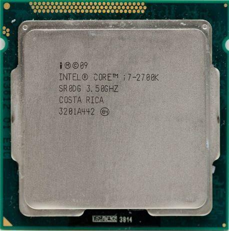 Процессор I7 2700K 3.5GHz 8Mb