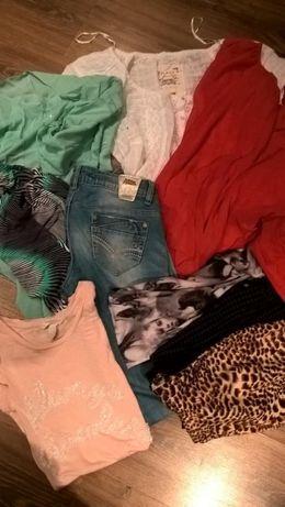 wiosenny komplet zestaw ubrań