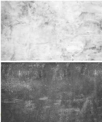 Фотофон, фон для фото под бетон виниловый двусторонний