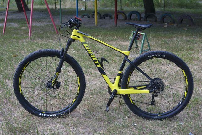 Велосипед Giant карбон Cannondale Cube scott specialized  trek Ghost