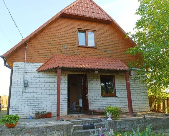 Продам цегляний новий будинок з ремонтом в с Здовбиця