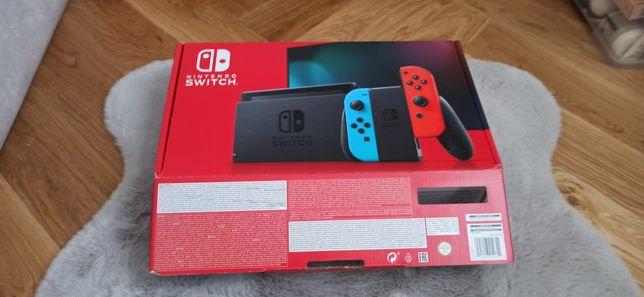 Nintendo switch z grami