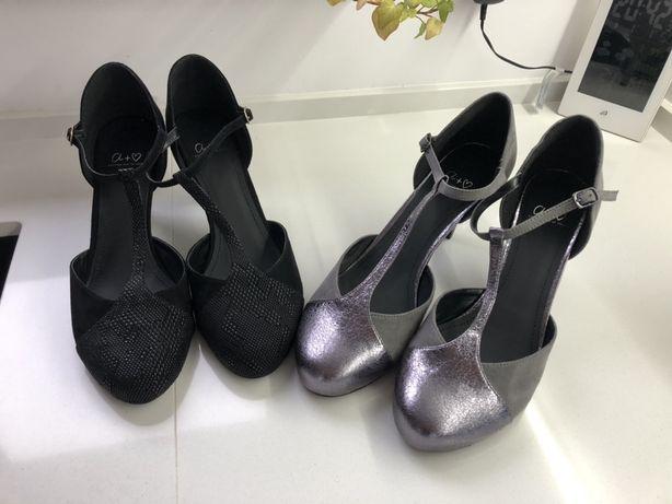 Buty na szpilce r. 42 dlugosc wkladki 27 cm