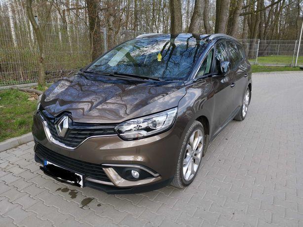 Renault Grand Scenic IV - Gwarancja Fabr. - FV 23%  - Salon PL - 7 os.