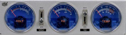 Многофункциональная панель CoolerMaster Musketeer (LLC-U02) silver 5.