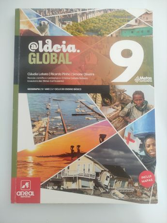 Livro geografia 9°ano Aldeia global