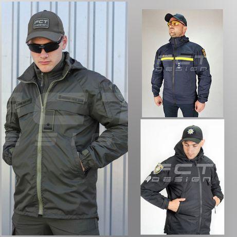 Куртка тактическая GoreTex летняя дождевик/плащнакидка/кроссовки/берцы