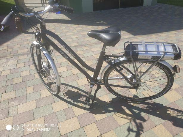 Електро велосипед