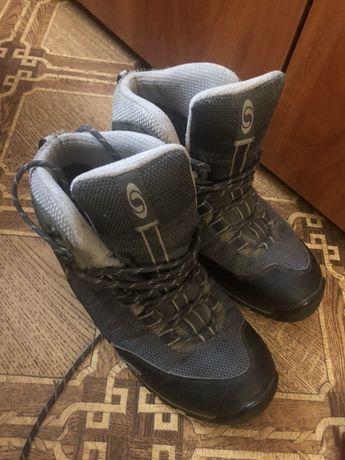 Salomon треккинговые ботинки 42р