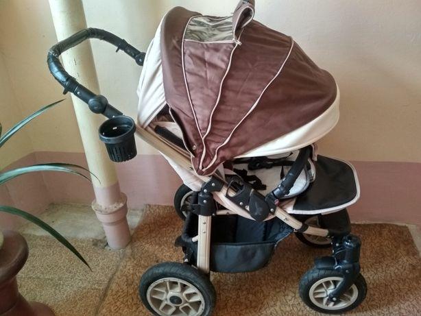 Прогулочная коляска Camarelo EOS 04