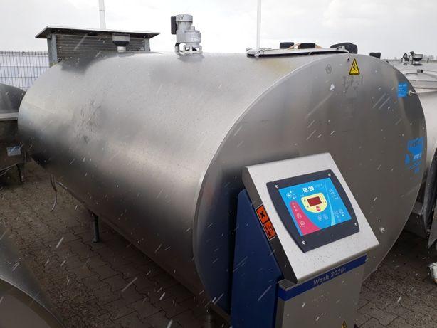 Schładzalnik zbiornik chłodnia do mleka 4000l Westfalia, stan IDEALNY