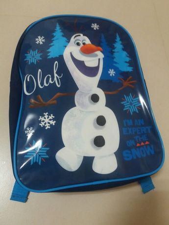 Mochila pré-escolar Frozen - Produto oficial (nova - portes grátis)