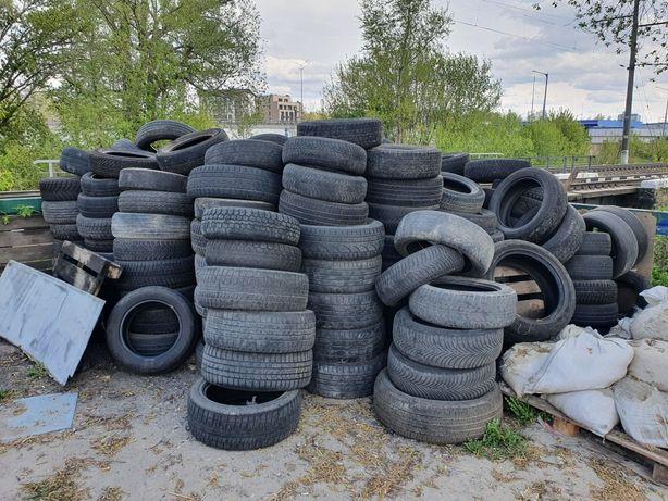 Старые шины от 20 до 100 грн