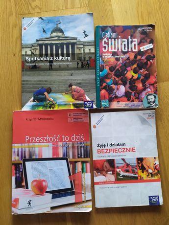 Podręczniki do 1 klasy technikum/liceum