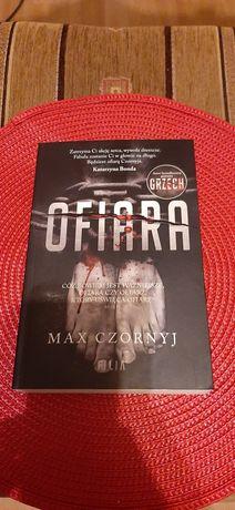 Książka Max Czornyj Ofiara