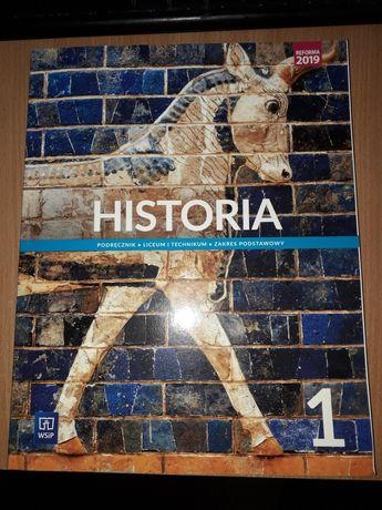 Historia 1 podręcznik dla liceum i technikum WSiP