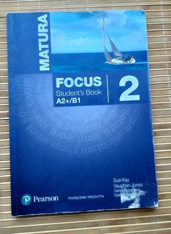 Matura Focus Student's Book A2+/B1