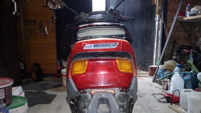 Скутер Кімцо 49cm³
