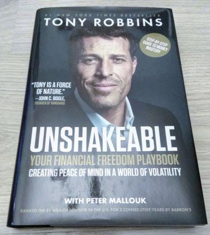 Tony Robbins - Unshakeable - wersja angielska