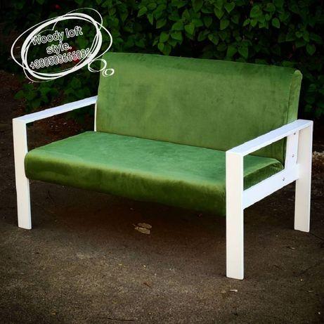 Диваны в стиле лофт, столы лофт, мебель лофт, диваны из дерева, кресла