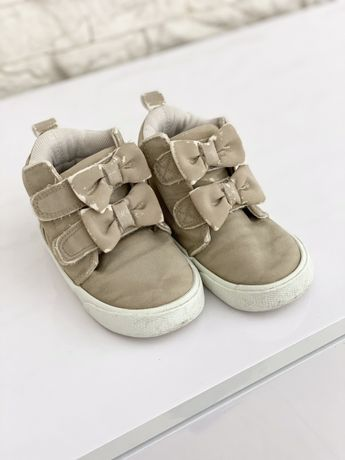 Хайтопы, ботинки H&M для двора 22 размер, 13 см