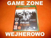 Dying Light The Following Edycja Rozszerzona Xbox One + S + X PŁYTA PL