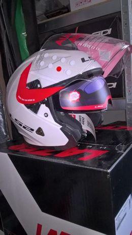 Otwarty kask motocyklowy LS2 OF521 Infinity rozmiar M