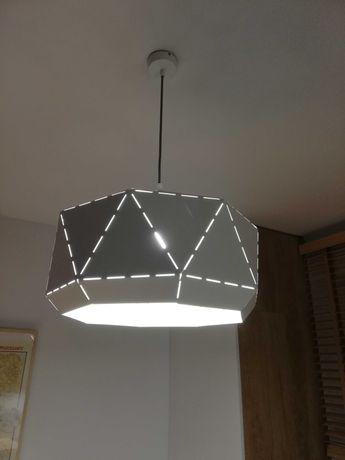 Żyrandol diamond loft metal