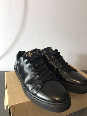 Eleganckie buty męskie ze skóry Jim Rickey Club