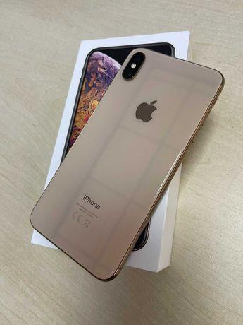 Iphone XS max 64 gold як новий