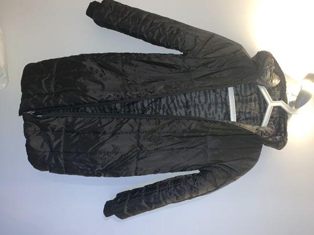 nowa dwustronna dłuższa kurtka Reserved 140