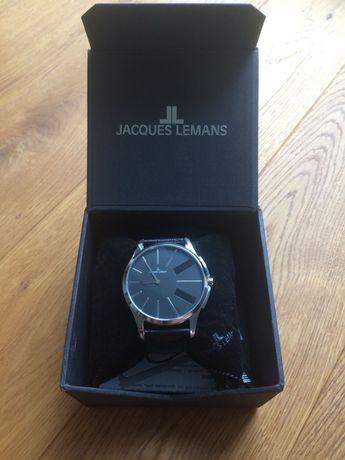 Zegarek męski Jacques Lemans stal wodoodporny