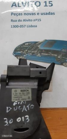 Pedal de Acelerador Fiat Ducato 3.0 2013