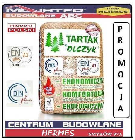 Pellet Pelet Olczyk A1 Certyfikat 6mm Olimp Barlinek Ekogroszek Kielce