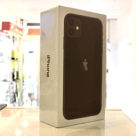 NOWY Apple iPhone 11 128GB / ZAFOLIOWANY / Niepodlełości 1