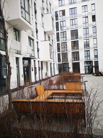 Файна Таун Салютная 2А  Нивки первая аренда ремонт