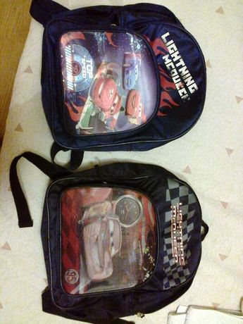 2 mochilas faisca