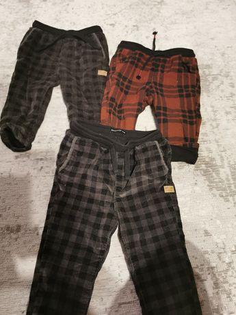 Ocieplane spodnie Reserved