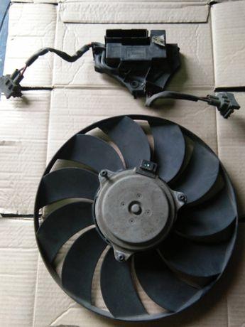 Вентилятор модуль управление вентилятором 1379131 Опель вектра