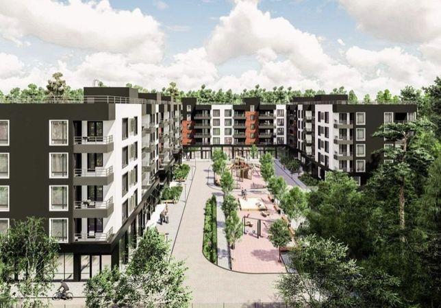 1-к квартира в апарт-комплексе Пуща Водица