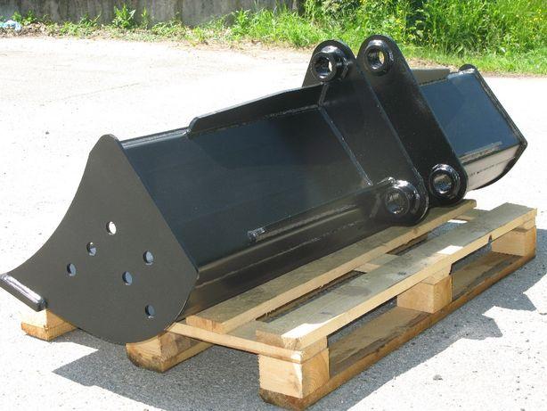 Łyżka 1500mm skarpowa sztywna do koparko ładowarki JCB