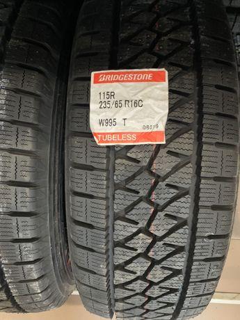 235/65R16c Bridgestone W995 Японія!!!