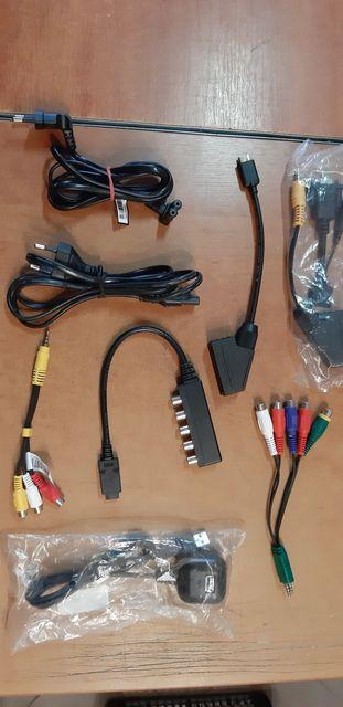 Sprzedam kable połączeniowe zasilające SCART rożne rodzaje