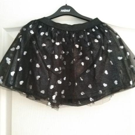 Фатиновая юбка C&A 128 р.
