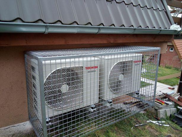 Montaż serwis klimatyzacji