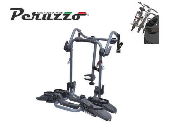 Bagażnik na klapę tylną Peruzzo Pure Instinct na 2 rowery