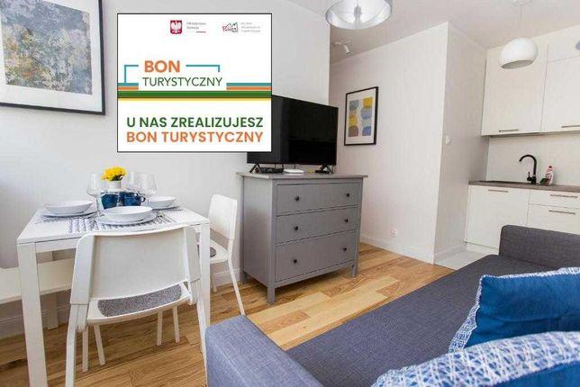Kameralny apartament przy Pałacu Branickich (Możliwość kwarantanny)