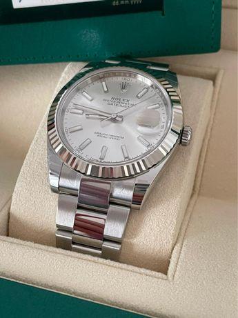 Rolex 126334 не ношен , 5 лет гарантия