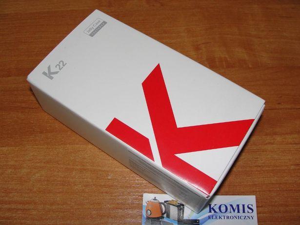 "Zaplombowany NOWY LG K22 DS 6,2"" 2GB/32GB 13MPX/5MPX GWAR24M"