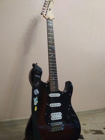 Yamaha Pacifica(черная)